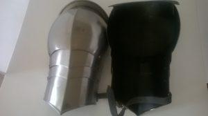 schouderstukken ridderpak
